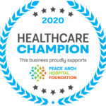 Peace Arch Hospital Healthcare Champion